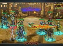 Game thủ Thần Chiến nhộn nhịp trong bang hội chiến