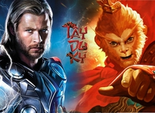 Thor bất ngờ xuất hiện trong Tây Du Ký