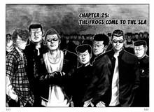 Crows - Siêu phẩm truyện tranh găng-xtơ học đường