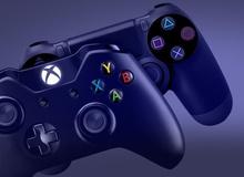 PS4 bán tốt hơn hẳn Xbox One