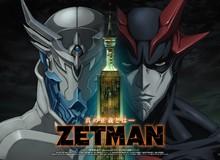 ZetMan, truyện tranh cực hot về quái vật đột biến