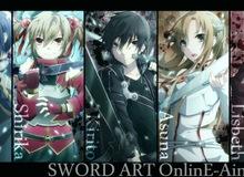 Sword Art Online 2 tung teaser xác nhận thời điểm ra mắt
