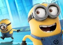 Despicable Me: Minion Rush cán mốc 150 triệu lượt tải về