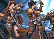 Game online hành động Legend of Fighters chính thức mở cửa