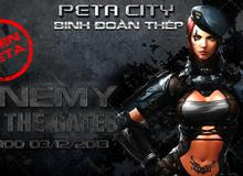 Peta City tặng 200 Giftcode tournament