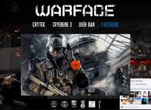 VTC chính thức tung ra trang teaser Warface tiếng Việt