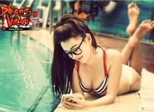 Ngắm dàn hot girl chơi game trong dịp Tết