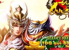 GameK gửi tặng 500 Gift Code Thiên Địa Quyết