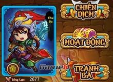 Đánh giá Mãnh Tướng, game thẻ tướng mới tại Việt Nam