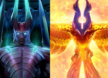 Chiêm ngưỡng bộ skill đẹp mắt của Terrorblade và Phoenix trong DOTA 2