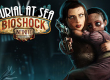 BioShock: Infinite Burial at Sea tung trailer kịch tính