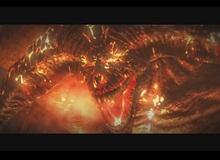 Dark Souls II u ám trong trailer mới