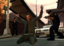 Bị cảnh sát bắt vì ép con mình... chơi GTA