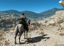 Metal Gear Solid V sẽ có quy mô cực lớn