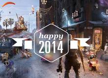 Ubisoft tung minigame chào mừng năm mới