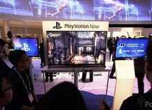 Dịch vụ chơi game PlayStation Now sẽ có thư viện game đồ sộ