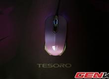 Chuột chơi game Tesoro Gungnir H5: Cú hit của một thương hiệu mới