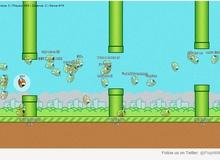 Xuất hiện game online Flappy Bird cho phép chơi cùng nhiều người
