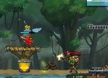Game thủ Việt thích thú Rambo Lùn bởi cách chơi vui nhộn