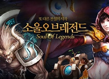 """Soul of Legends - """"Liên Minh Huyền Thoại Mobile"""" sắp về Việt Nam"""