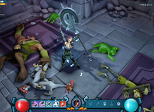 MMO độc đáo The Mighty Quest for Epic Loot chính thức mở cửa