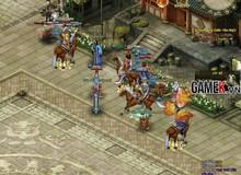 Sơ bộ về webgame Tướng Lĩnh ngày open beta tại Việt Nam