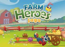Farm Heroes Saga, xứng danh hậu duệ Candy Crush Saga