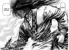 Ryuuroden, manga võ thuật Tam quốc đỉnh cao