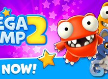 Mega Jump 2, tựa game vui nhộn cho ngày đầu năm mới