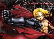 Fullmetal Alchemist - Truyện tranh Giả Kim Thuật cũ mà hay