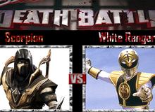 Cuộc quyết chiến giữa Scorpion và White Ranger