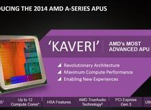 AMD công bố chip chơi game khủng mới