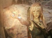 Lightning hóa thân thành... Lara Croft