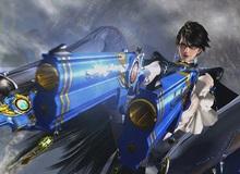 Bayonetta 2 tung trailer hoa mỹ mới