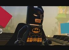Launch Trailer nhí nhố của LEGO: Movie Videogame