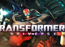 Transformers Universe - MOBA hấp dẫn nền web