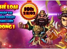 GameK gửi tặng 300 Gift Code Triệu Vân Online