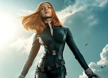 Lộ diện những hình ảnh siêu đẹp của Captain America: Winter Soldier