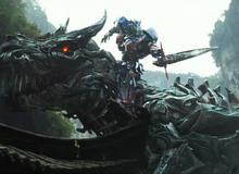 Chiêm ngưỡng khủng long robot trong Transformer: Age of Extinction