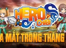 Hero Chibi sẽ ra mắt tại Việt Nam trong tháng 2 này