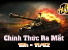 Tank Tank – game bắn Tank mới mở cửa tại Việt Nam hôm nay
