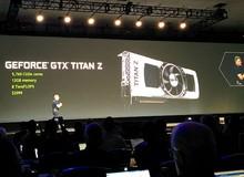 GTX Titan Z: Siêu card đồ họa 3000 USD lộ diện