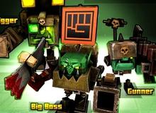 Block Fortress: War - Game xuất sắc nhất dựa theo Minecraft
