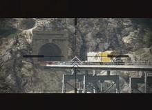 """Tái hiện """"Skyfall"""" trong GTA V"""