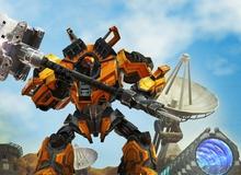Loạt game online cho phép người chơi điều khiển Robot