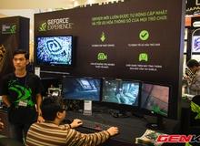 Một vòng sự kiện ấn tượng cho game thủ nVidia Day 2014