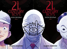 "Series truyện tranh cân não ""anh em"" với 20th Century Boys"