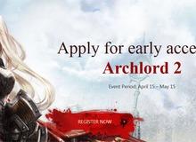 Game thủ Việt sắp được trải nghiệm game đỉnh Archlord II