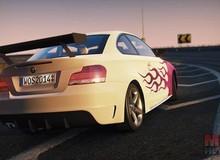 Game đua xe World of Speed khoe khoang đồ họa như thật