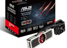 Asus R9 295X2 - Card đồ họa siêu đắt chính thức lộ diện